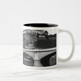 Festung Marienberg Fortress Two-Tone Coffee Mug