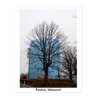 Festus, Missouri Postcard