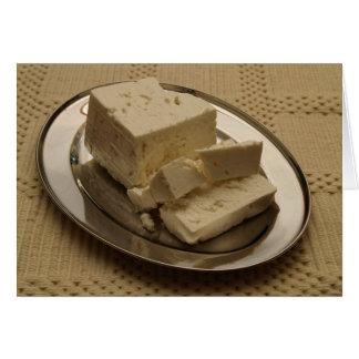 Feta Cheese Card