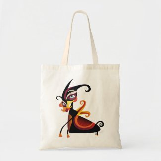 Feta the Goat bag