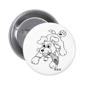 Fetch Boy Button