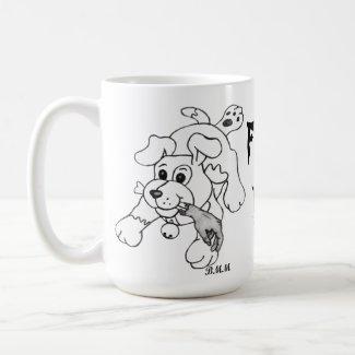 Fetch Boy mug