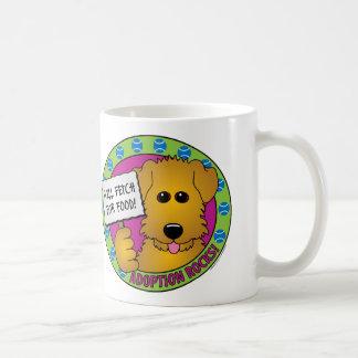 Fetch for Food Coffee Mugs