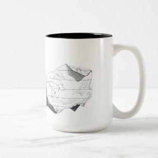 Fetch Two-Tone Coffee Mug
