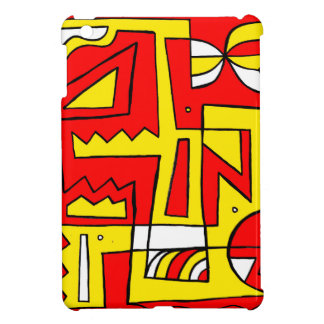 Fetching Determined Zealous Natural iPad Mini Cover