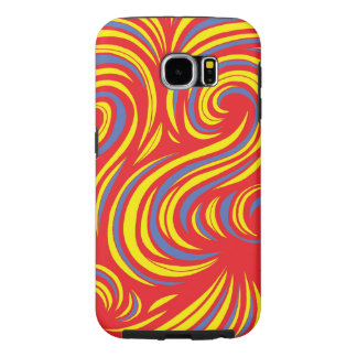 Fetching Determined Zealous Natural Samsung Galaxy S6 Case