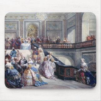Fete at the Chateau de Versailles Mouse Pad