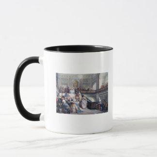 Fete at the Chateau de Versailles Mug