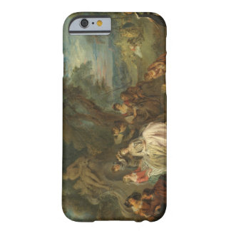 Fête Champêtre, c. 1730 (oil on canvas) Barely There iPhone 6 Case