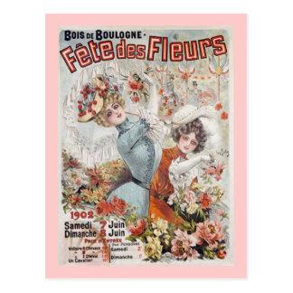 Fete de Fleurs Postal