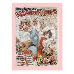 Fete de Fleurs Tarjetas Postales