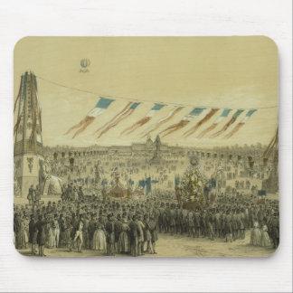Fête de la Concorde - 1848 Mouse Pad