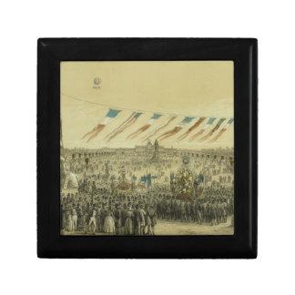 Fête de la Concorde - Gaildreau, Fichot (1848) Caja De Regalo
