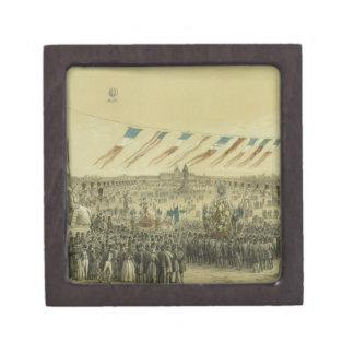 Fête de la Concorde - Gaildreau, Fichot (1848) Cajas De Joyas De Calidad