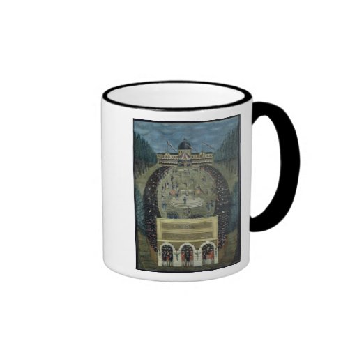 Fete de la Federation, 14th July 1790 Ringer Mug