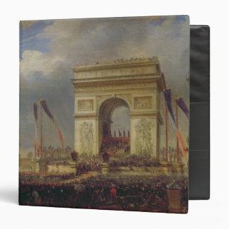 Fete de la Fraternite at the Arc de Triomphe Binder