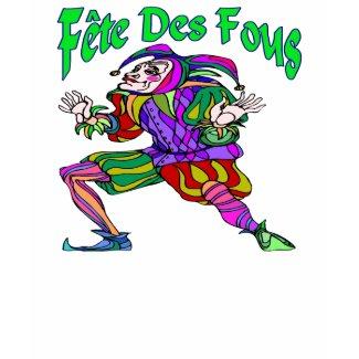 Fete Des Fous Carnival shirt