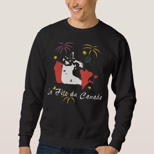 Fête du Canada Sweatshirt
