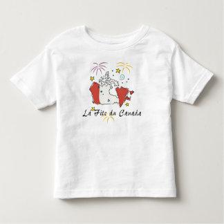Fête du Canada T Shirt