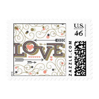 Fête - Love Postage