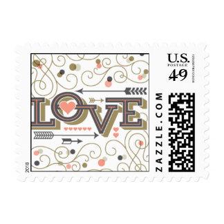 Fête - Love Stamps