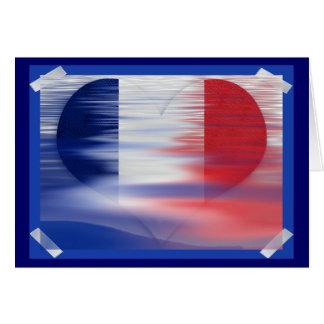 Fête Nationale du 14 Juillet! Card