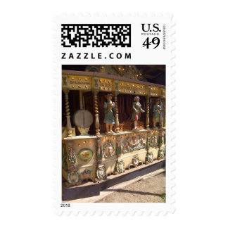 Fete Paradiso Postage Stamps