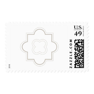 FETE ZAZZLE STAMP (Adrian Collection)