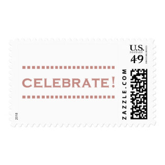FETE ZAZZLE STAMP (Anissa Collection)