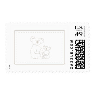 FETE ZAZZLE STAMP (Bailey Collection)