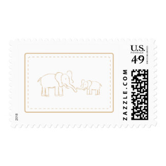 FETE ZAZZLE STAMP (Cameron Collection)