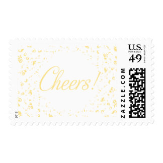 FETE ZAZZLE STAMP (Maggie Collection)