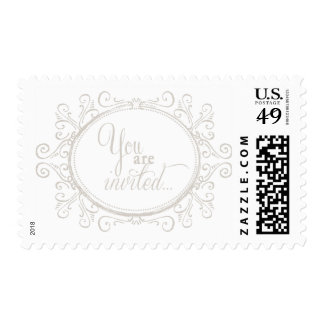 FETE ZAZZLE STAMP (Meryl Collection)
