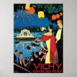 Fetes del DES de Vichy Comite Poster