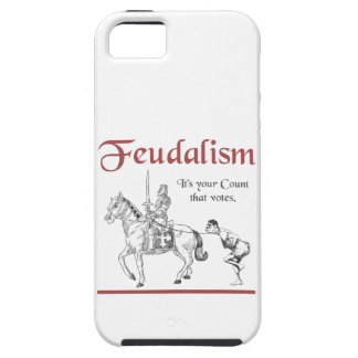 Feudalism - It's your Count that votes iPhone SE/5/5s Case