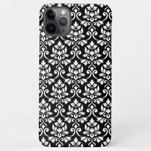Vintage Wallpaper Black White Iphone Cases Covers Zazzle