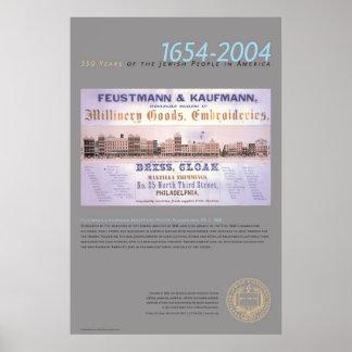 Feustmann & Kaufmann Advertising Poster