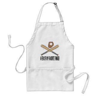 Few Of My Favorite Things Adult Apron