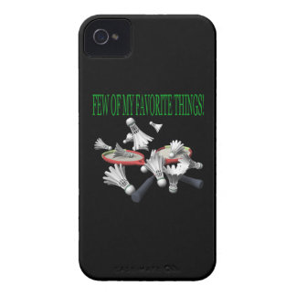 Few Of My Favorite Things iPhone 4 Case-Mate Case