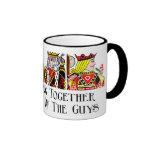 few of the guys coffee mug