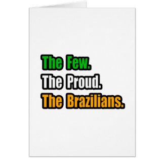 Few Proud Brazilians Card