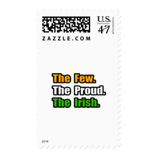 Few Proud Irish Postage Stamp