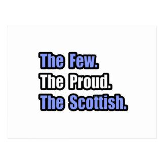 Few Proud Scottish Postcards