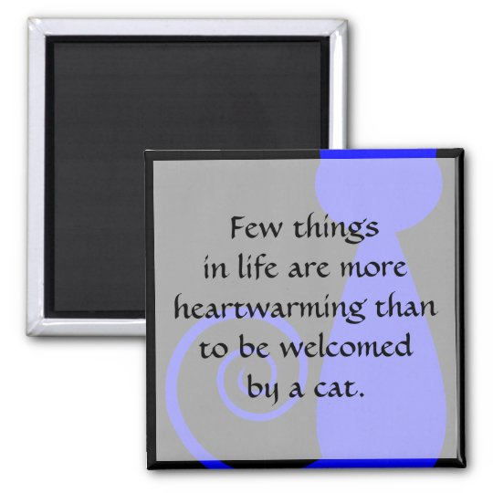Few Things 2 Inch Square Magnet
