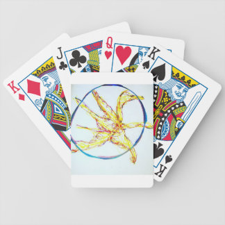 Few things Feel as Good by Luminosity Bicycle Playing Cards