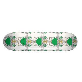 Fey Family Crest Skateboard Deck