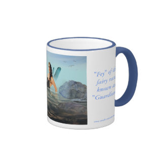 """Fey"" Guardian Mug"