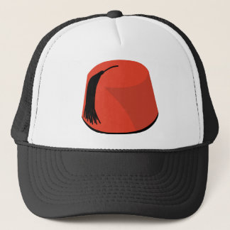 Fez Fezzes Are Cool? No? Trucker Hat