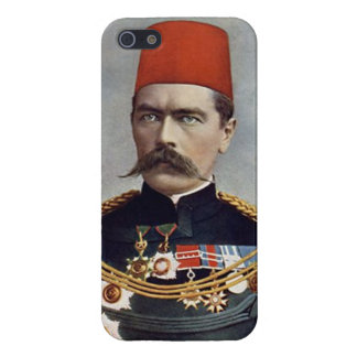 Fez Hat Mustache Man Cover For iPhone 5/5S