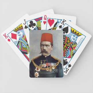 Fez Hat Playing Cards